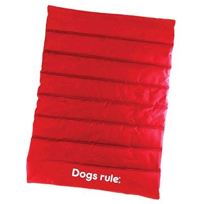 roll-up dog mat